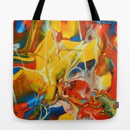 Color Explosion 1 Tote Bag