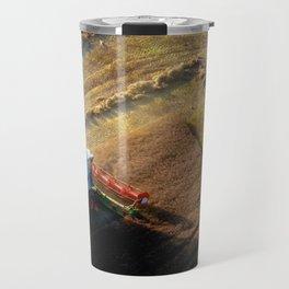 Harvesting Travel Mug