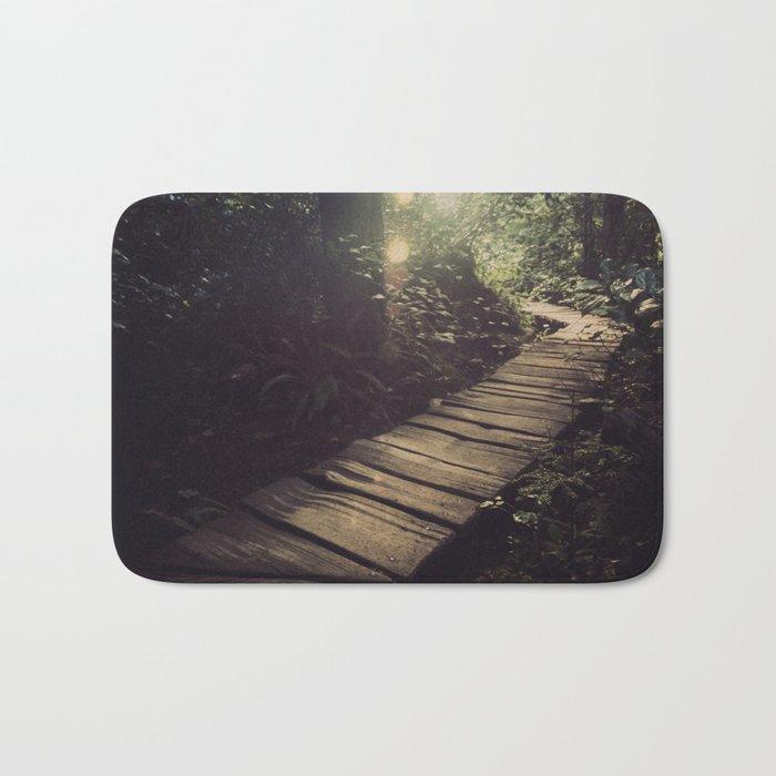 Forest Path Bath Mat