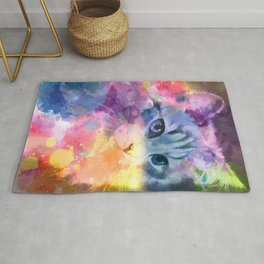 Colorfurrr Life Rug