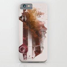 Drive me back home iPhone 6 Slim Case