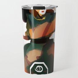 Avatar Kyoshi II Travel Mug