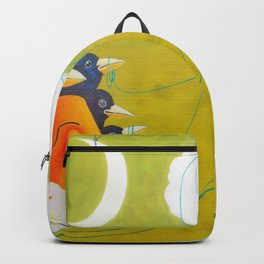 Soul window Backpack