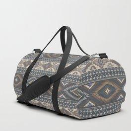 vintage southwest Duffle Bag