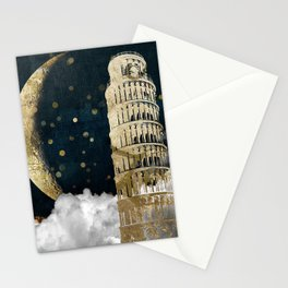Cloud Cities Pisa Stationery Cards