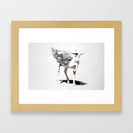 Pegase 3 Framed Art Print