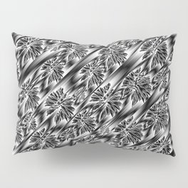 abstract pattern in metal Pillow Sham