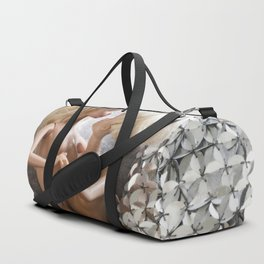 Time for friends Duffle Bag