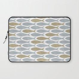 shoal of herring Laptop Sleeve