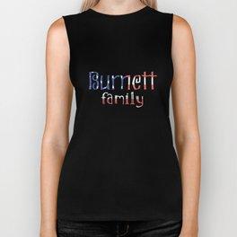 Burnett Family Biker Tank