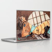 yaoi Laptop & iPad Skins featuring Yue Roleplay by Fireangels