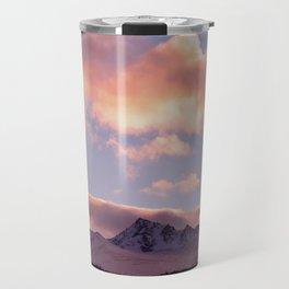 Rose Serenity Sunrise Travel Mug