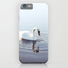 the beautiful swan Slim Case iPhone 6s