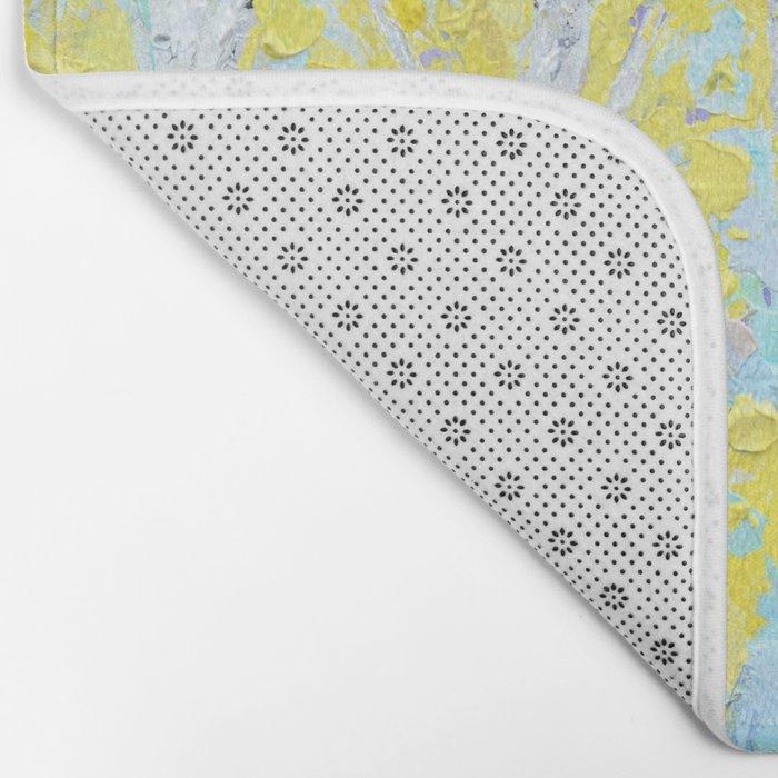 New England Paper Birch Bath Mat