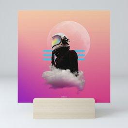 Rocketman Mini Art Print