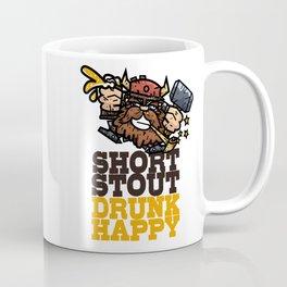 Dwarfing It Coffee Mug