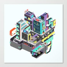 ESC Canvas Print
