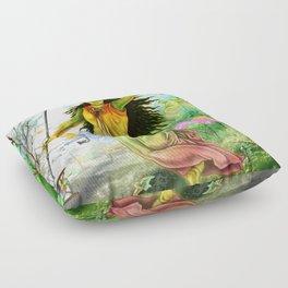 Maytime Maker Floor Pillow