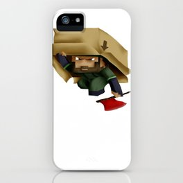 Solid Stobo Avatar iPhone Case