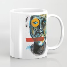 Geometry Face Mug