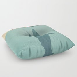 Shark Attack Floor Pillow