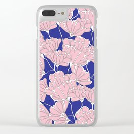 Efflorescent Clear iPhone Case