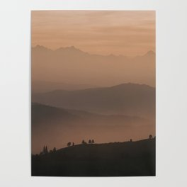 Mountain Love - Landscape and Nature Photography Poster