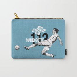 Mario Goetze Carry-All Pouch
