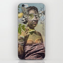 OF NO CONSEQUENCE iPhone Skin
