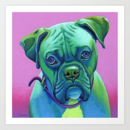 Sir Duke Art Print