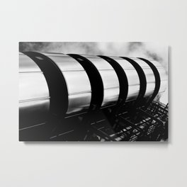 Lloyds of London abstract Metal Print