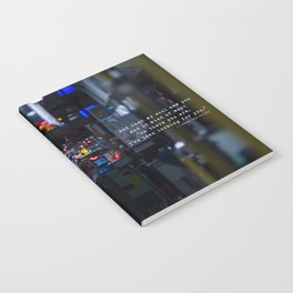 The Point Of Contact Notebook