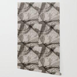 Smearing Wallpaper