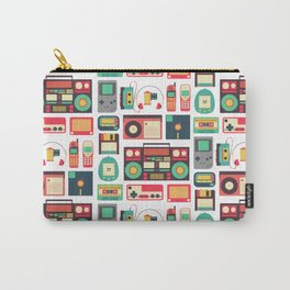 RETRO TECHNOLOGY 1.0 Carry-All Pouch