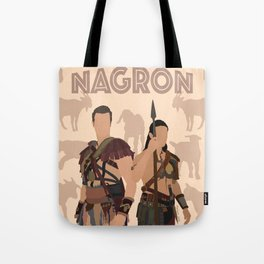 Nagron Goat Farm (Spartacus) Tote Bag