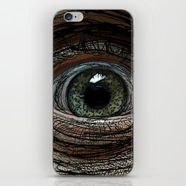 Linear Eye iPhone Skin