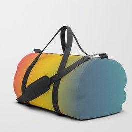 Nobutomo - Abstract Design Color Gradient Duffle Bag