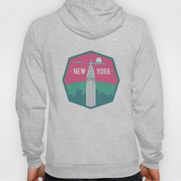 NEW YORK (I LOVE USA SERIE) Hoody