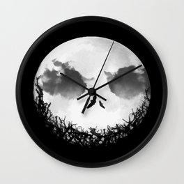The Nightmare Before Christmas - Jack Skellington Wall Clock