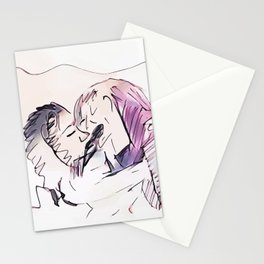 Los Caprichos ~ 10 ~ Love and Death Stationery Cards