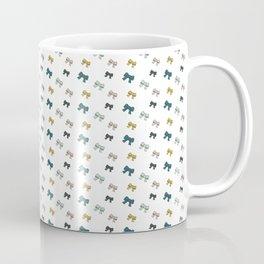 """Noeuds """"Bleu canard"""" Coffee Mug"""