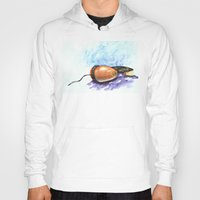 fashion illustration Hoodies featuring fashion illustration by gaus