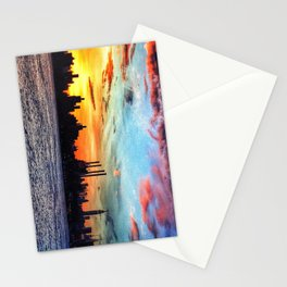 NYC Sunset Stationery Cards