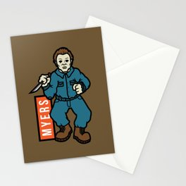 Michael Meyers Stationery Cards