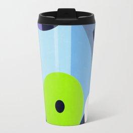 Elephant - Paint Travel Mug