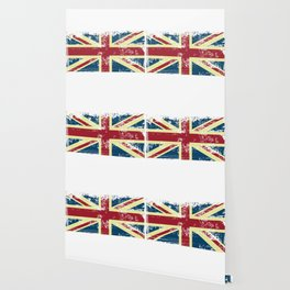 United Kingdom Grunge Flag Wallpaper