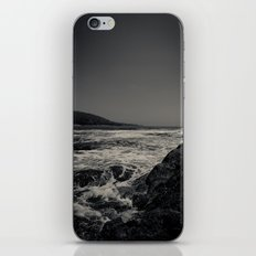 Boiling Ocean iPhone & iPod Skin