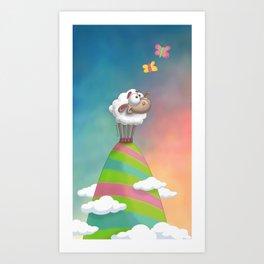 Willo Art Print