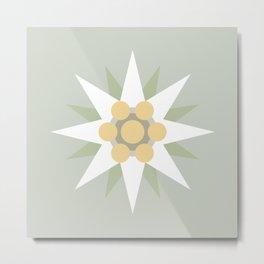Edelweiss Metal Print