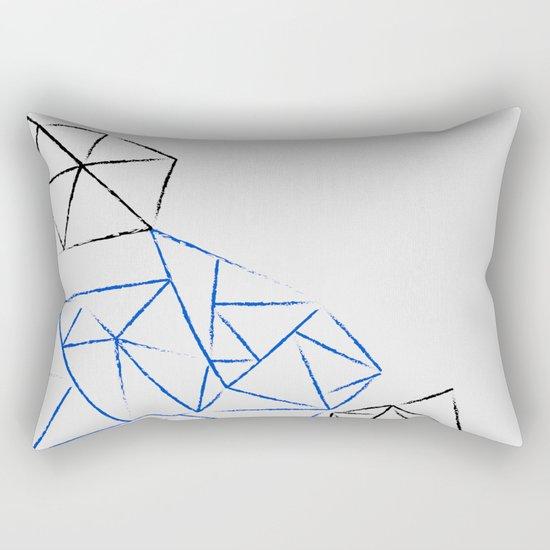 Astoria Grey Rectangular Pillow